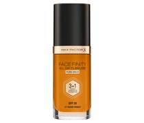 Facefinity All Day Flawless Foundation 30ml (Various Shades) - Warm Amber