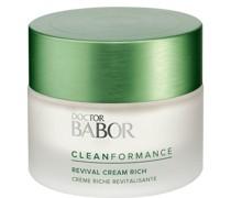 Doctor  Cleanformance Revival Cream Rich 50ml