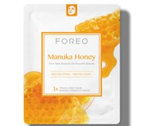 Manuka Honey Revitalising Sheet Face Mask (3 Pack)