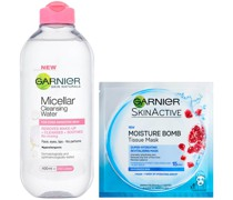 Micellar Water Sensitive Skin and Hydrating Face Sheet Mask for Dehydrated Skin Kit Exclusive