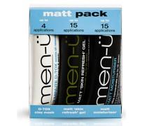 men-ü Matt Pack (3 Produkte)