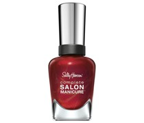 Complete Salon Manicure 3.0 Keratin Strong Nail Polish 14.7ml (Various Shades) - Wine one one