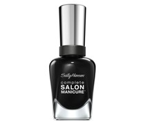 Complete Salon Manicure 3.0 Keratin Strong Nail Polish - Hooked on Onyx 14.7ml