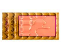 Revolution I Heart Chocolate Lidschattenpalette - Pfirsiche