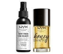 Dewy Primer & Setting Spray Duo Set