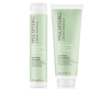 Clean Beauty Anti-Frizz Shampoo and Conditioner Set