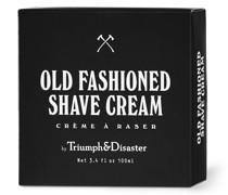 Old Fashioned Shave Cream Jar 100 ml