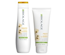 Biolage SmoothProof Shampoo (250ml) and Conditioner (200ml) Duo Set for Frizzy Hair