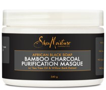African Black Soap Bamboo Charcoal Masque 354ml - Exclusive