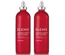 Japanese Camellia Body Oil Blend 100ml Duo
