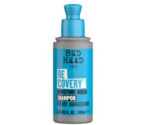 Bed Head Recovery Moisturising Shampoo for Dry Hair Travel Size 100ml