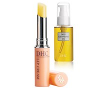 Deep Cleansing Oil and Lip Cream Set