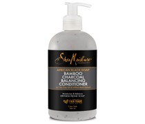 African Black Soap Bamboo Charcoal Conditioner 384ml - Exclusive