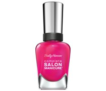 Complete Salon Manicure 3.0 Keratin Strong Nail Polish - Back To The Fuchsia 14.7ml