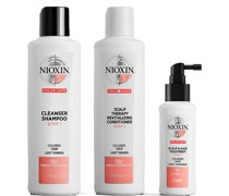 3-Part System 3 Trial Kit for Coloured Hair with Light Thinning
