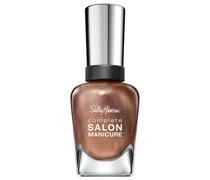 Complete Salon Manicure 3.0 Keratin Strong Nail Polish 14.7ml (Various Shades) - Legally Bronze