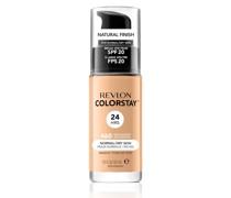 Colorstay Make-Up Foundation für normale-trockene Haut(Verschiedene Farbtöne) - Macadamia