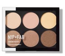 NIP + FAB Make Up Highlight Palette – Stroposcobic 20 g