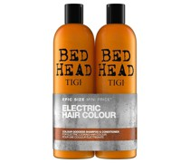 Bed Head Colour Goddess Oil Infused Shampoo and Conditioner for Coloured Hair 2 x 750ml