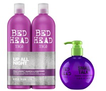 Bed Head Massive Volume Shampoo, Conditioner and Styling Cream Set