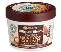 Ultimate Blends Hair Food Coconut Oil 3-in-1 Frizzy Hair Mask Treatment 390ml