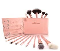 Essential Pinsel Set - Rose Golden Vintage