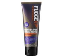 Fudge Clean Blonde Damage Rewind Shampoo 50ml
