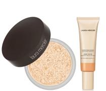 Translucent Loose Setting Powder and Tinted Moisturiser Duo (Various Shades) - Blush