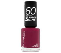 60 Seconds Super Shine Nail Polish 8 ml (verschiedene Farbtöne) - Berries and Cream