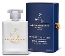Support BreatheBath & Duschöl (55ml)