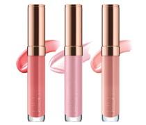Colour Gloss Lipgloss Trio