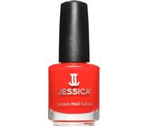 Jessica Custom Nail Colour - Confident Coral