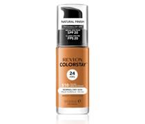 Colorstay Make-Up Foundation für normale-trockene Haut(Verschiedene Farbtöne) - Pecan