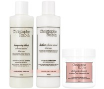 Volume Shampoo, Volume Conditioner and Travel Size Cleansing Volumizing Paste with Pure Rassoul Clay