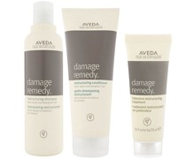 Damage Remedy Restructuring Shampoo and Conditioner Duo with Restructuring Treatment Sample