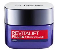 Revitalift Filler and Hyaluronic Acid Anti-Ageing Night Cream 50ml