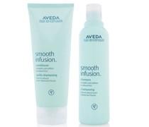 glättendes Haarpflege Duo Smooth Infusion Shampoo & Conditioner