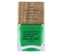 Plant Power Nail Polish 15ml (Various Shades) - Mother Earths Calling