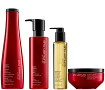The Protect and Shine Routine for Coloured Hair
