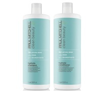 Clean Beauty Hydrate Shampoo and Conditioner Supersize Set