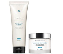 Cleanse and Mask Duo for Blemish-Prone Skin