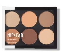 NIP + FAB Make Up Contour Palette – Medium