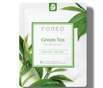 Green Tea Purifying Sheet Face Mask (3 Pack)