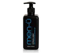 men-ü Citrus and Mint Shower Gel 500ml - With Pump