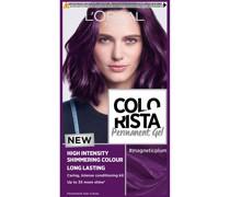 Colorista Magnetic Long-Lasting Permanent Hair Dye Gel 1ml (Various Shades) - Magnetic Plum