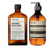 Hand Wash and Mouthwash Duo