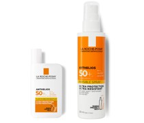La Roche Posay Best Selling Protection Expert Sun Care Bundle