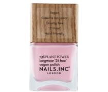 Plant Power Nail Polish 15ml (Various Shades) - Everyday Self Care