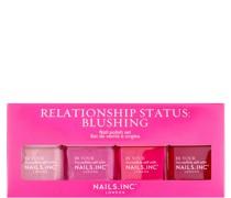 Relationship Status Blushing Quad Set