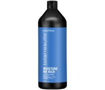 Total Results Moisture Me Rich Shampoo (1000ml)